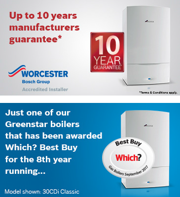 Worcester Gas & Oil Heating Services Redcar