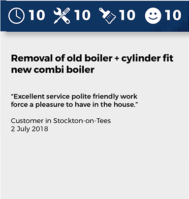 Boiler Installation Stockton on Tees