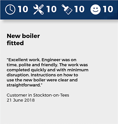 Boiler Installer Middlesbrough